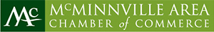 McMinnville Chamber of Commerce logo